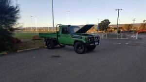 2000 Toyota LandCruiser Ute Longford Northern Midlands Preview