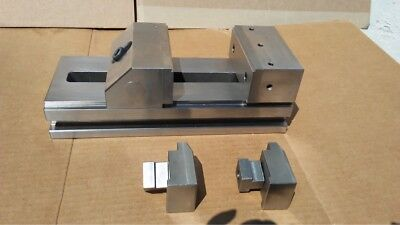 Toolmakers Precision Grinding Finish Vise Milling Grinding Machine