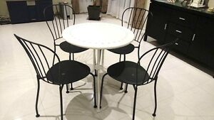 Outdoor Dining Set- 1 table and 4 chairs Narre Warren Casey Area Preview