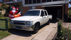 1989 toyota hilux Margate Redcliffe Area Preview
