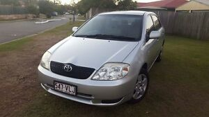 Toyota Corolla 2004 Rego/RWC Warner Pine Rivers Area Preview