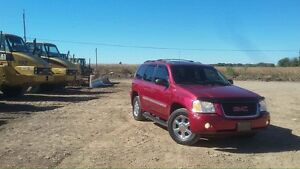 GMC Envoy 4x4 Safety and Emission test Done