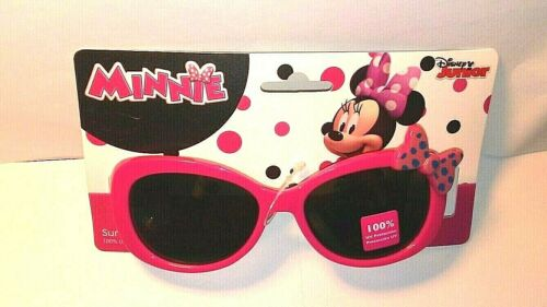 MInnie Mouse Girls Sunglasses 100% UV Protection Kids Children NEW Disney Junior