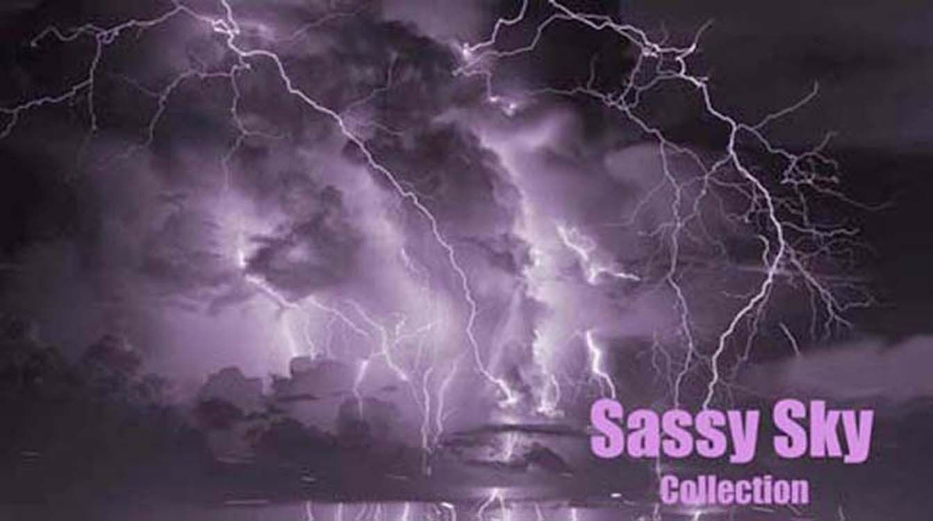 Sassy Sky Collection