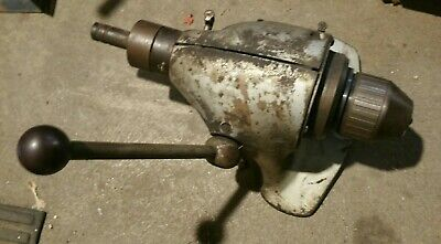 Albertson Sioux Tools 645 L Valve Face Grinder Chuck Head Assembly Model A