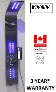 KV&V1008B shower panel tower column system - EXCEPTIONAL QUALITY