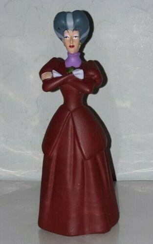 DISNEY LADY TREMAINE EVIL STEP MOTHER CINDERELLA PVC FIGURE CAKE TOPPER