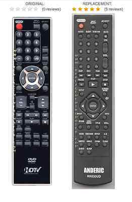 original nf018ud replacement tv dvd combo remote
