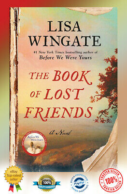 The Book of Lost Friends by Lisa Wingate / PDF / Instant Delivery