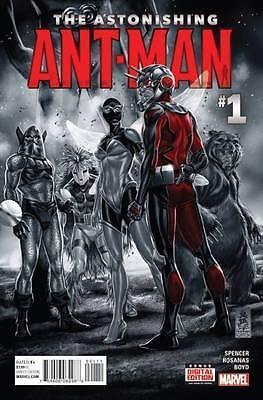 ASTONISHING ANT-MAN #1 MARVEL COMICS LOT OF 10X COPIES NEAR MINT or