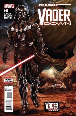 STAR WARS: VADER DOWN #1, New, First printing, Marvel Comics (2015)