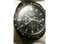 Pulsar mens designer watch