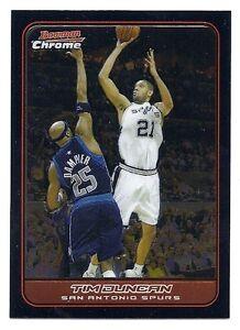 Tim-Duncan-2006-07-Bowman-Chrome-Card-20-San-Antonio-Spurs