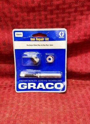 Graco Gun Repair Kit For Silver Plus Flex Plus Guns 235474