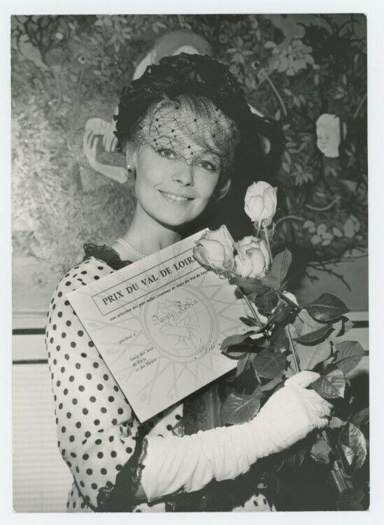 DANY ROBIN original news photo 1950s