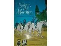 Musselburgh Riding of the Marches vintage brochures