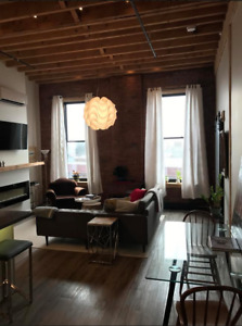 AMAZING 2 bedroom unit Uptown in the Bustins building!