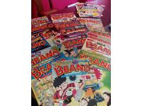 49 Beano comics (inc summer specials) - good condition (from early 2000s)