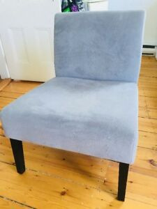 Accent chairs - excellent condition