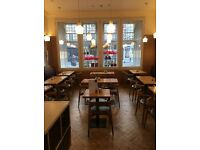 Kitchen Porter in Art Gallery Café - Easy Hours!