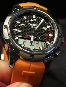 TISSOT TOUCH WATCH BATTERY REPLACEMENT NORTH YORK GENEVA GROUP
