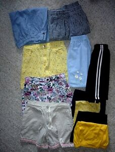 youth Shorts and more clothing ... or ladies Petite  MORE