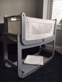 Snuzpod 2 (3 in 1 bedside crib)