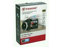 transcend drivepro 200 dash cam