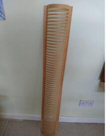 Wall mounted 60 CD rack by IKEA