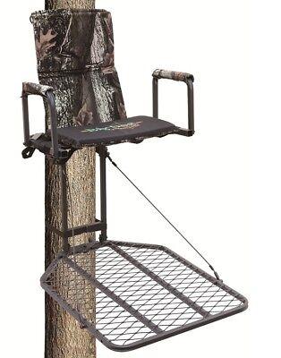 Big Dog Tree Stand Fixed Position Big Dog Iii Hang-On - BDF-451