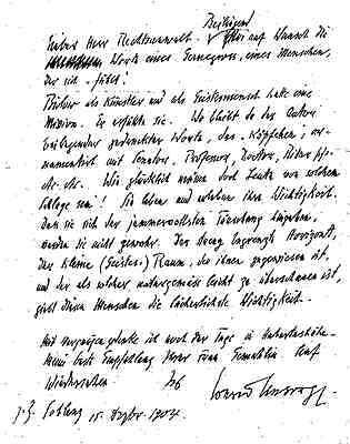 Conrad Ansorge war ein Schüler von Liszt . . . Über Hans von Bülow