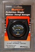 Electric Water Temp Gauge