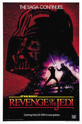 Star Wars: Episode VI - Return of the Jedi (1983) movie poster print 52