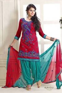 PUNJABI STYLE SUIT STICHING AND ALTERATIONS