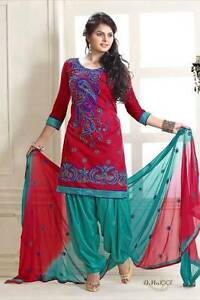 PUNJABI STYLE SUIT STICHING AND ALTERATION