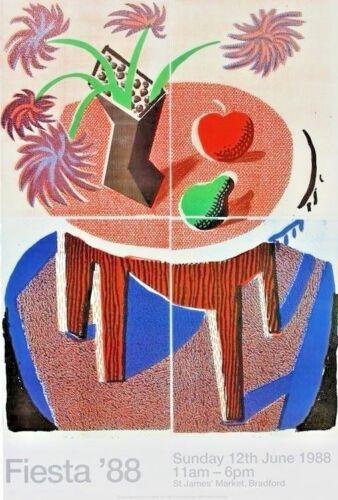 David Hockney - Fiesta