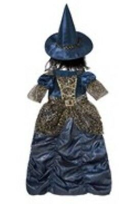 Witch Outfit Age 3-4 Dressing Up Fancy Dress Halloween Rrp £14 F&f Tesco New](Tesco Fancy Dress Halloween)