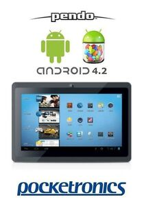 Pendo Pad Android 4.2 Jelly Bean 7