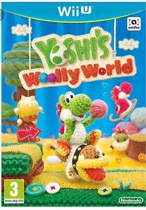 Nintendo Wii U games WANTED- Yoshy's woolly world etc Birmingham Gardens Newcastle Area Preview