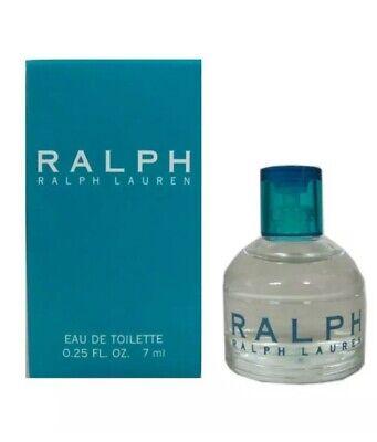 Ralph By Ralph Lauren Women Mini 0.25 oz 7 ml *Eau De Toilette* Dab-On Perfume