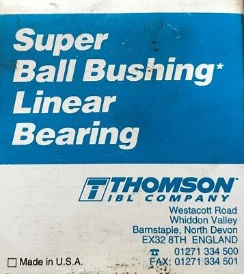 Thompson Super-16 Linear Bearing 1