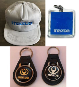 Wanted: Looking for vintage Mazda swag from 80s / 90s