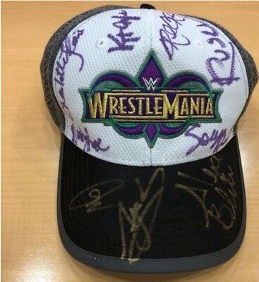 AJ Styles Signed WWE Elbow Pad BAS Beckett COA Wrestlemania 32 33 34 Autograph