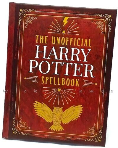The Unofficial Harry Potter Spellbook: Special Edition Brand New Hardcover