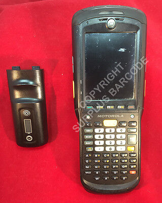 Motorola Mc9596-kdaeab00100 Wireless Barcode Scanner Windows Mobile 6.5 Embedded