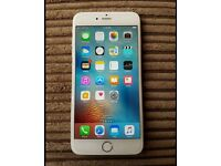 IPHONE 6. PLUS 16GB O2,TESCO AND GIFFGAFF AND IN MINT CONDITION