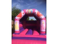 Bouncy castle hire Birmingham/Solihull/West Midlands from £45