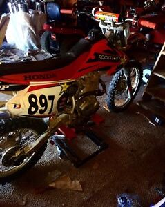 Crf150f want gone