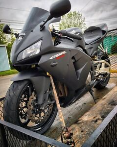 2005 cbr 600rr fully modded