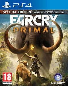 Farcry 5 Primal - PS4
